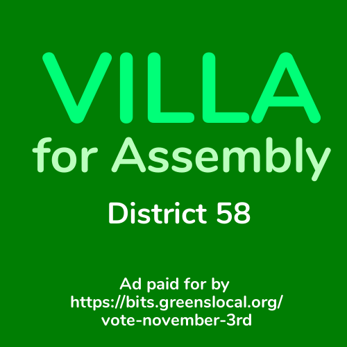 ad for Villa for Assembly